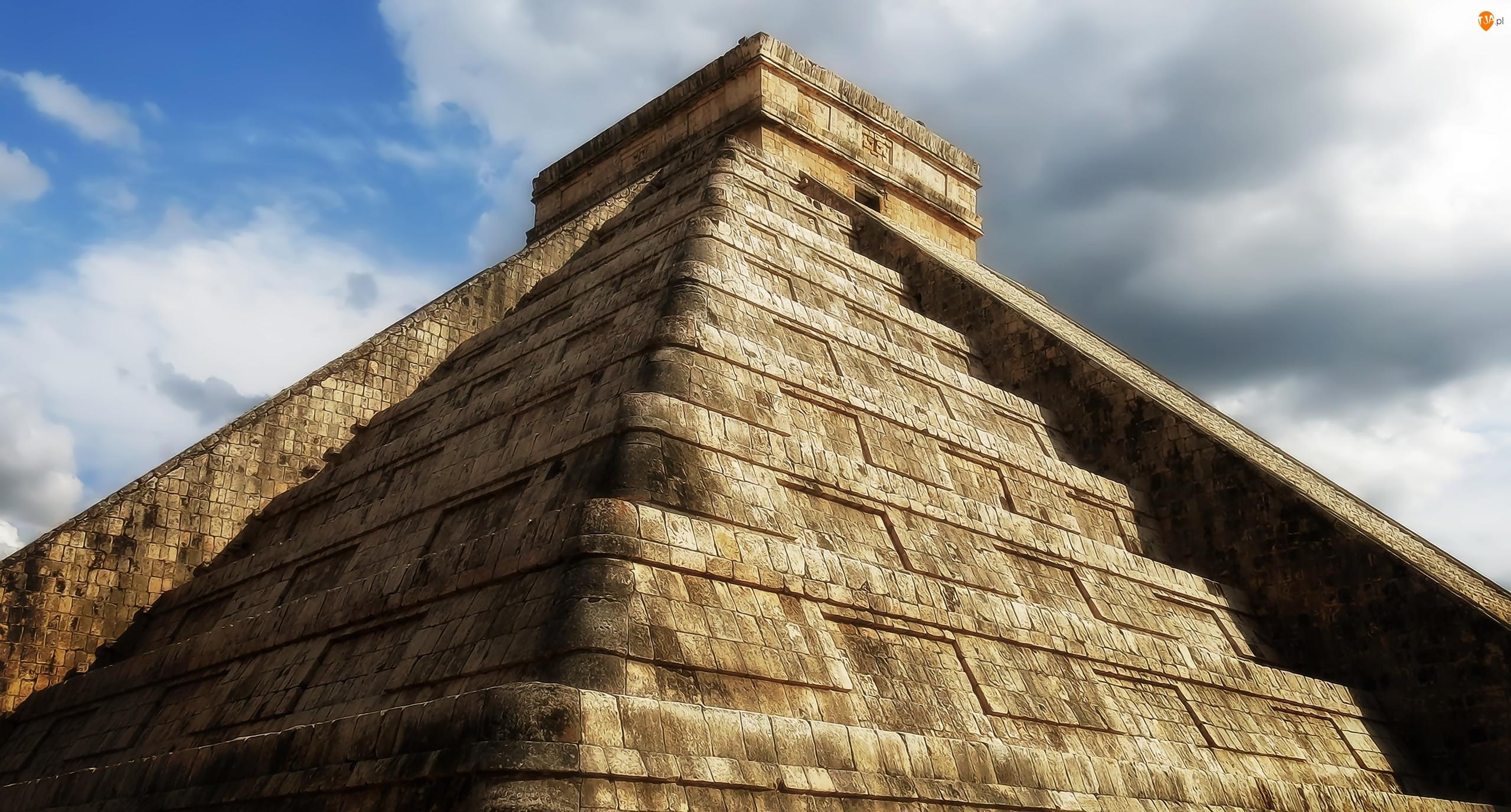 Piramida Kukulkana, Meksyk, Chichén Itzá