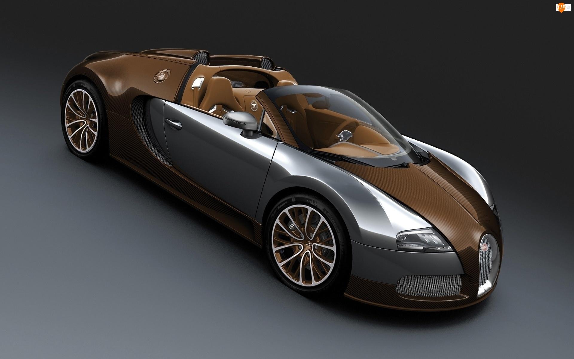 Bugatti Veyron Grand Sport Vitesse, 2014