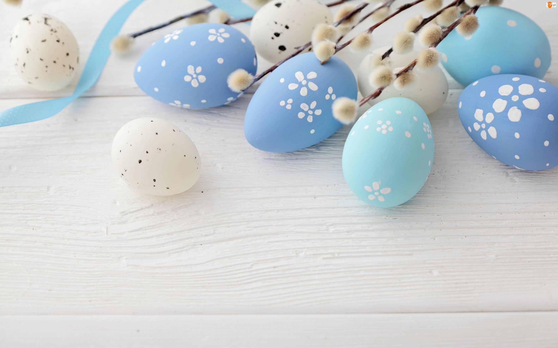 Bazie, Wielkanoc, Jajka, Dekoracja, Pisanki