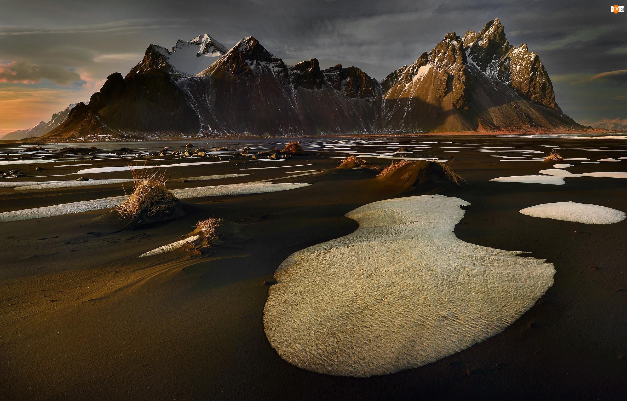 Islandia, Góra Vestrahorn