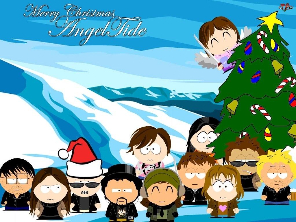 Boże Narodzenie, Miasteczko South Park