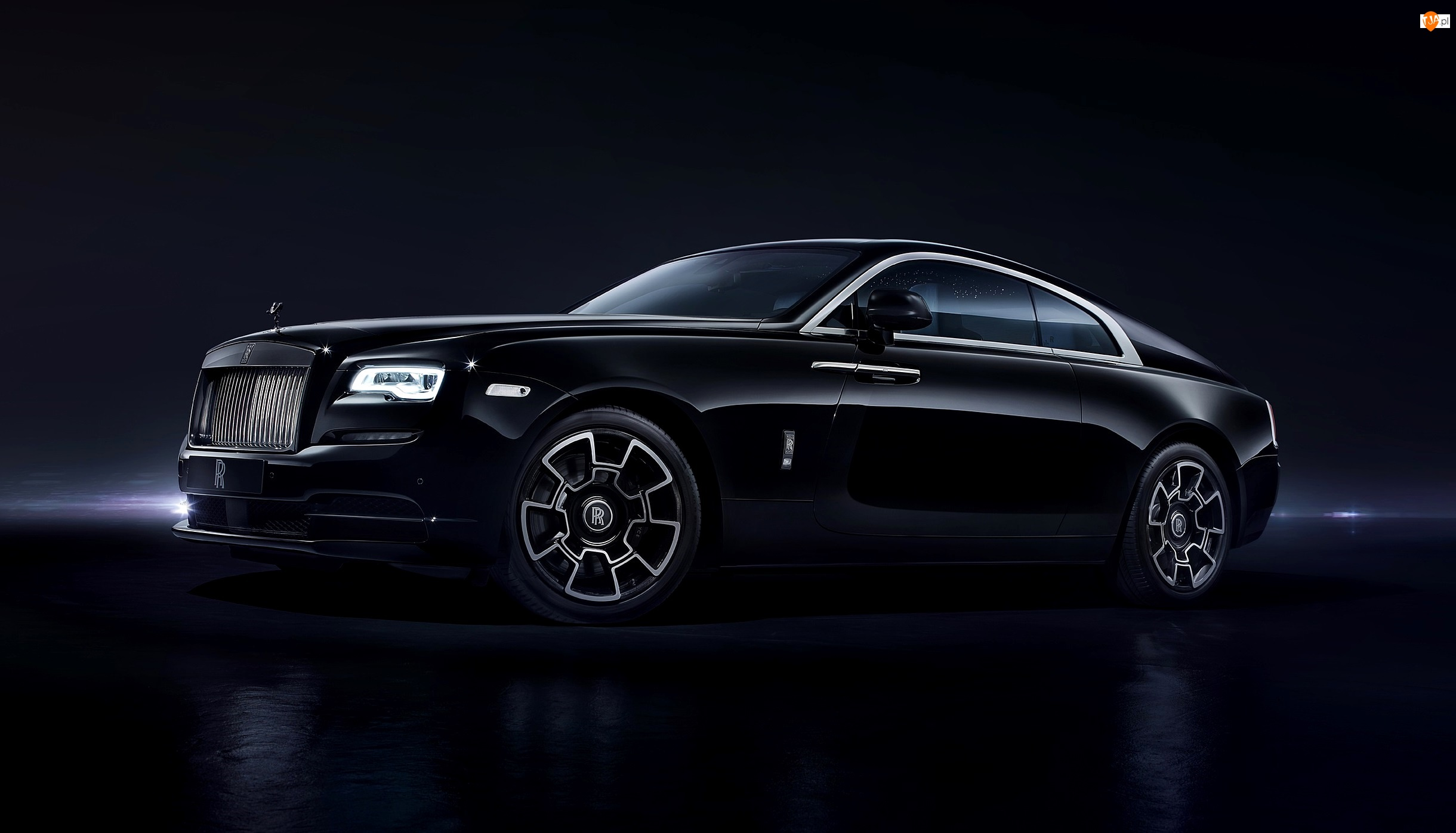 Rolls-Royce Wraith Black Badge, 2016