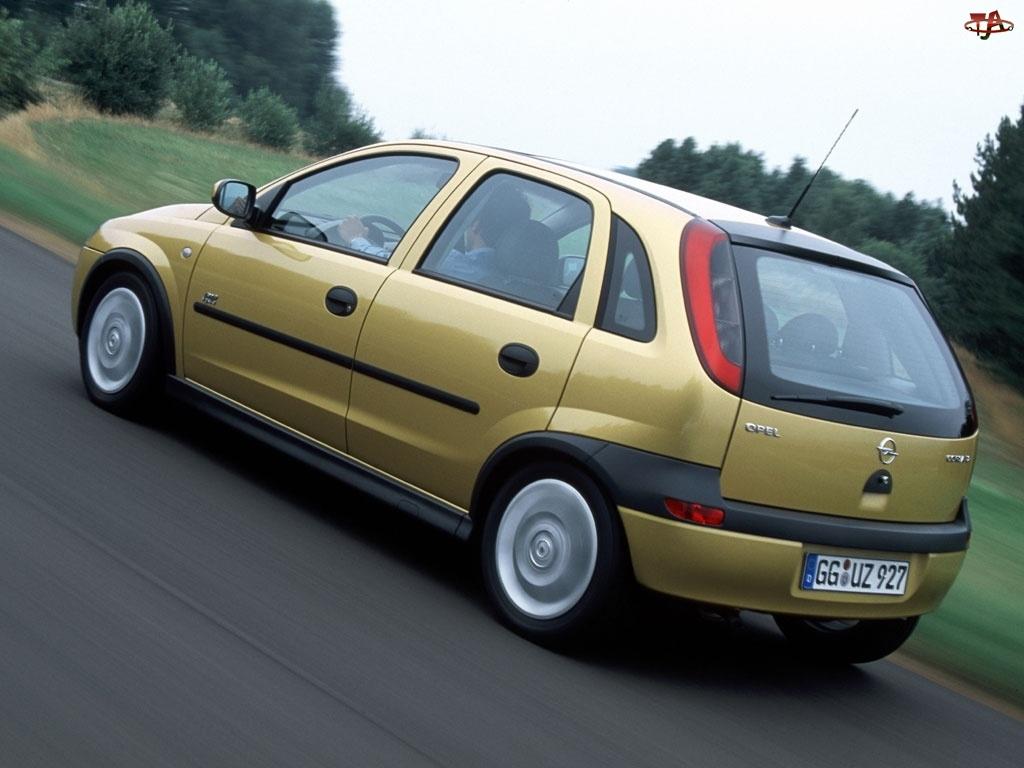 Opel Corsa, 4d