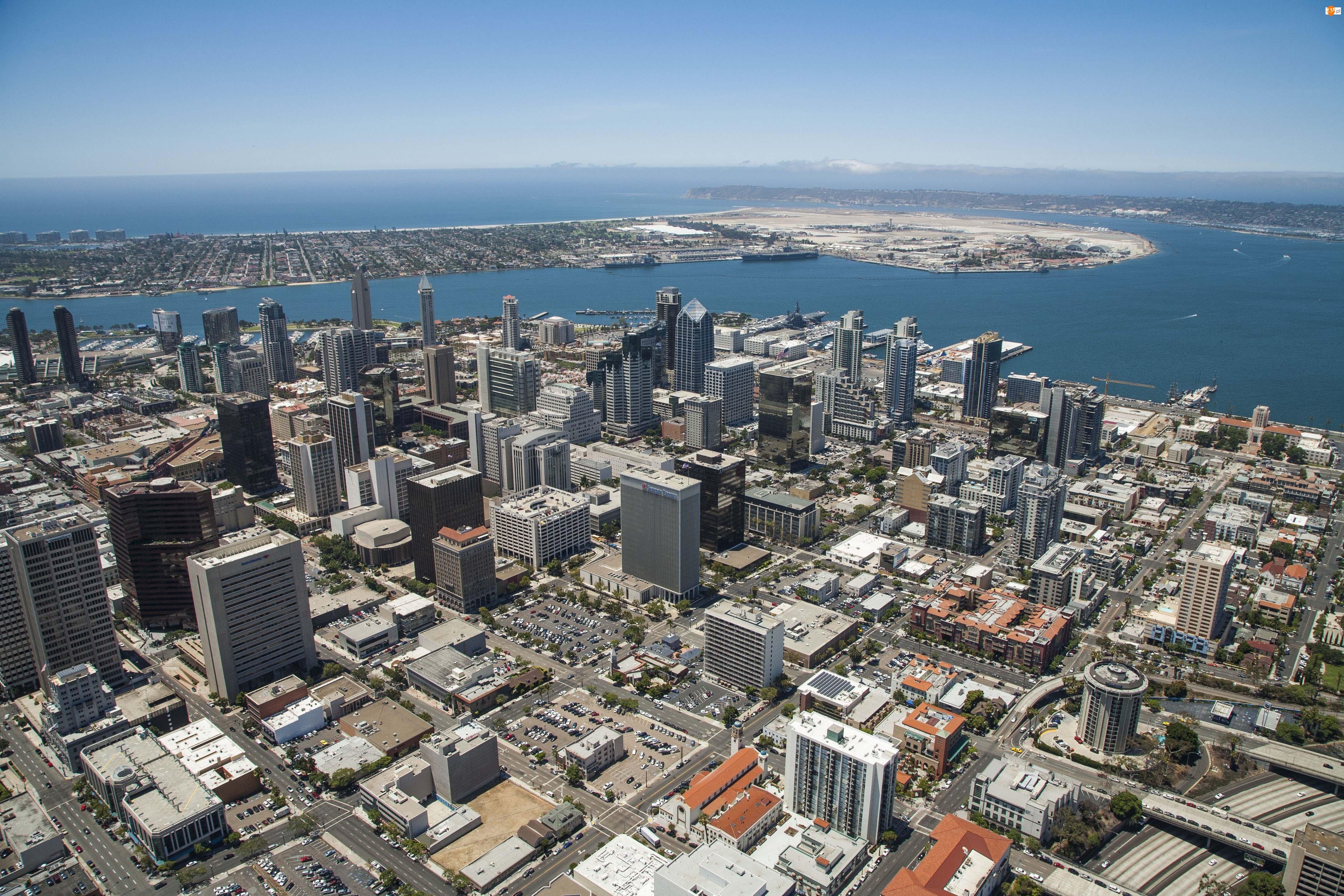 Lotu Ptaka, San Diego, Stany Zjednoczone, Kalifornia, Z
