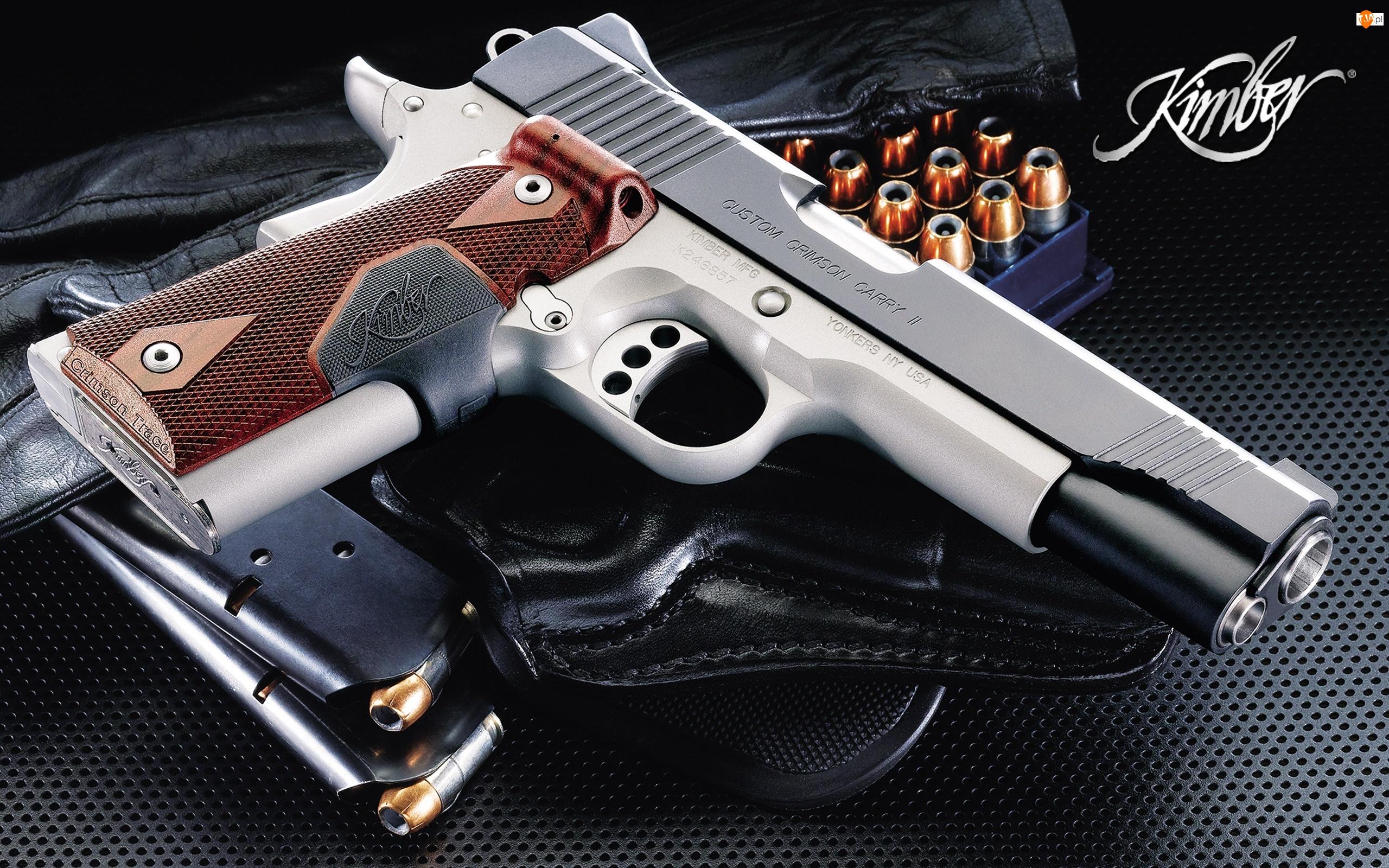 Pistolet, Kimber