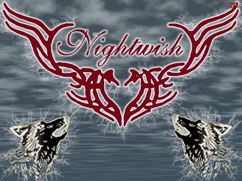 znak, Nightwish, wilki