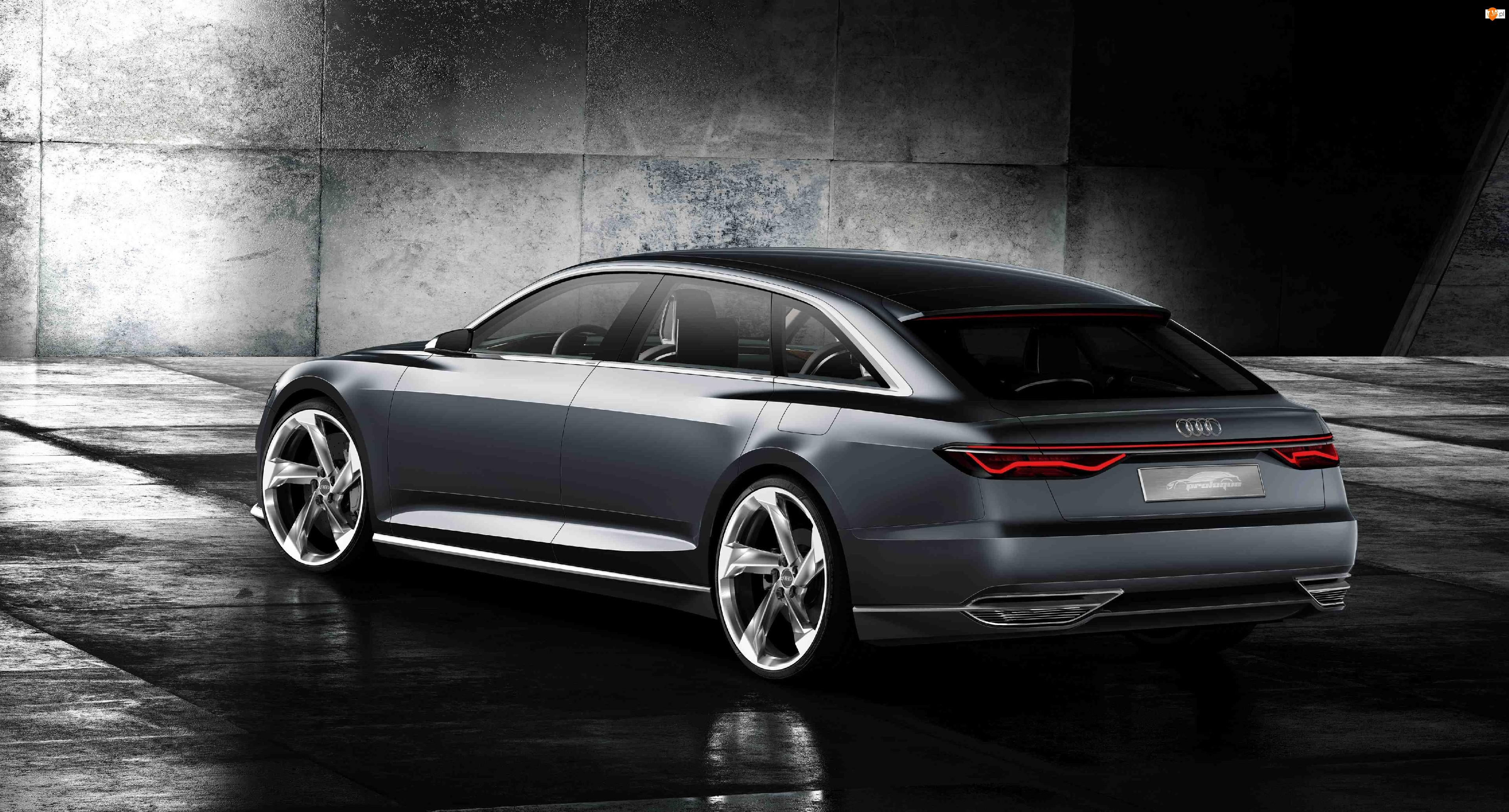 Audi, Tył, Prologue, Avant