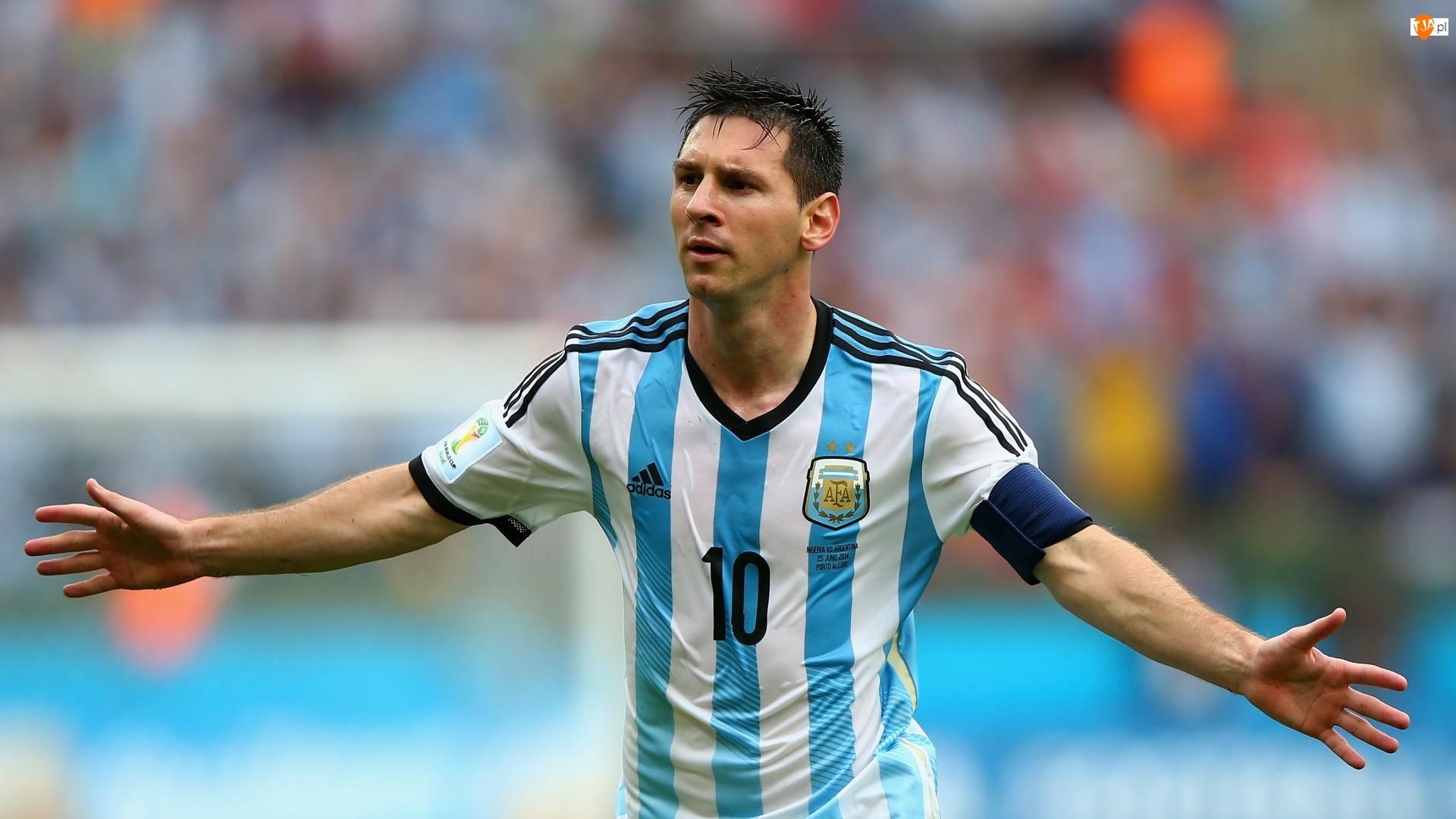 Piłkarz, Lionel Messi