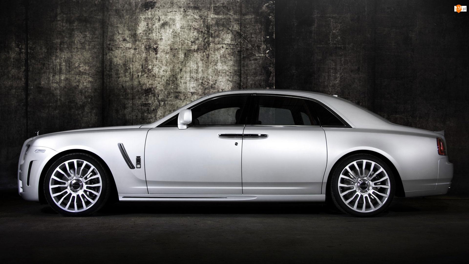 Rolls-Royce, Ghost