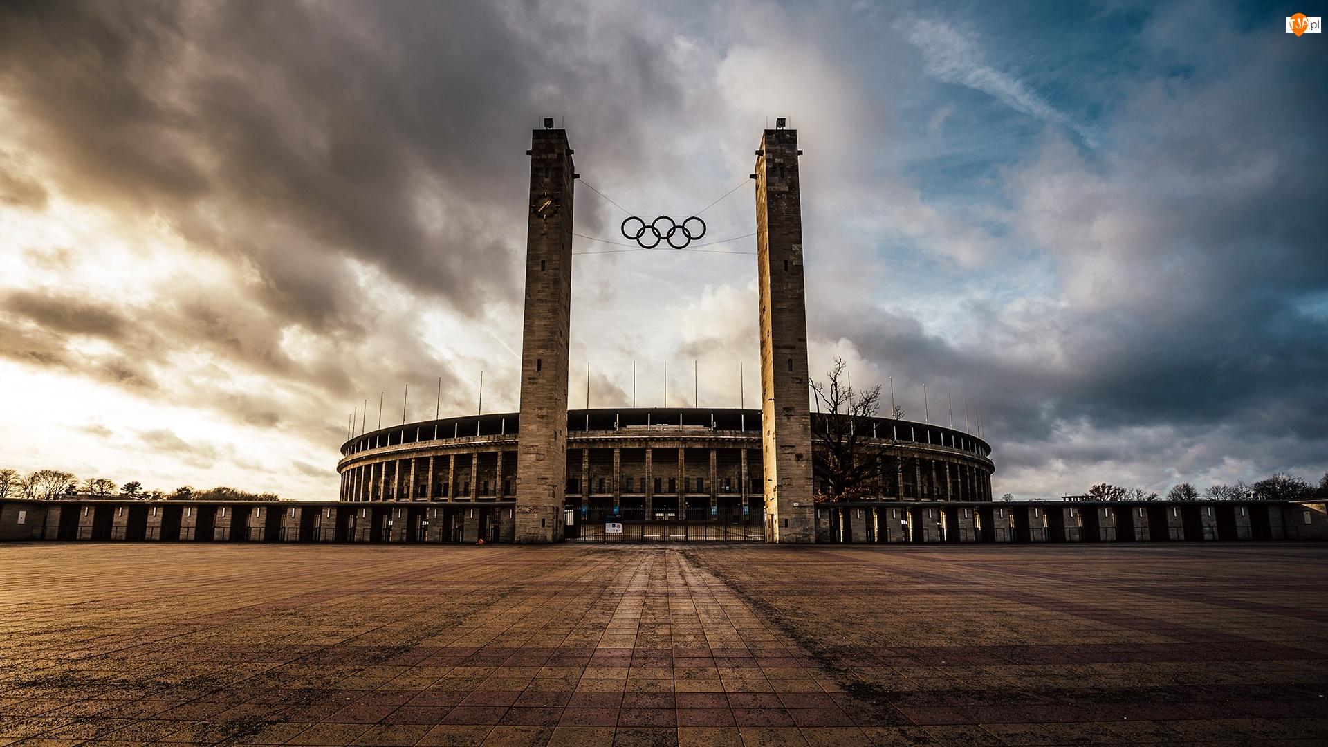 Berlin, Stadion, Olimpijski