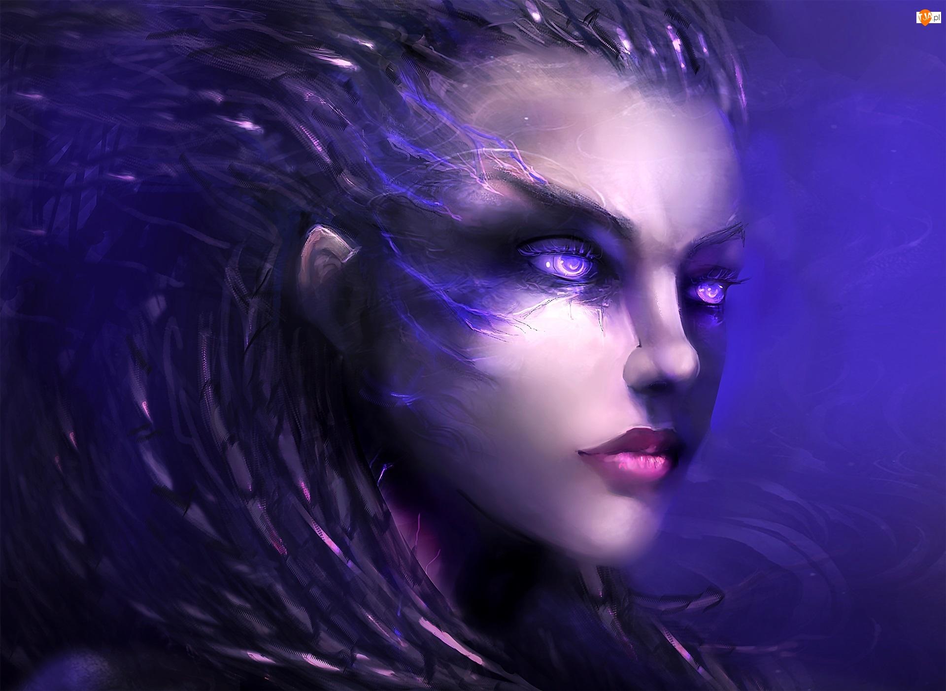 Postać, StarCraft2, Sara Kerrigan