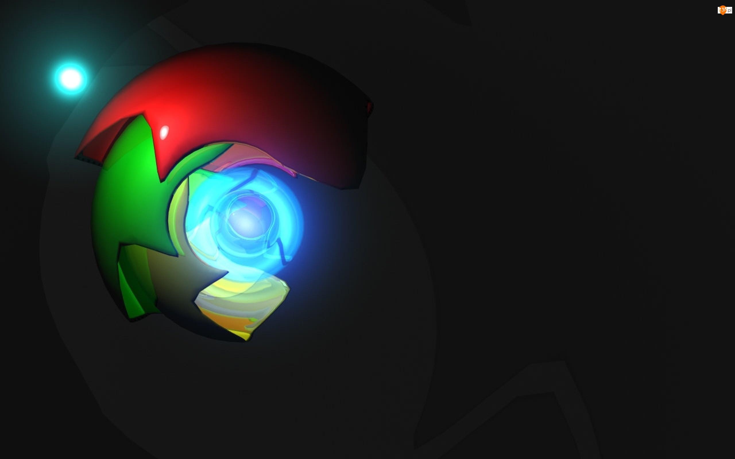 Chrome, 3D