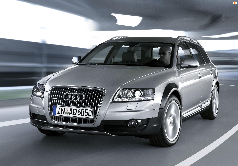 Samochód, Audi a6