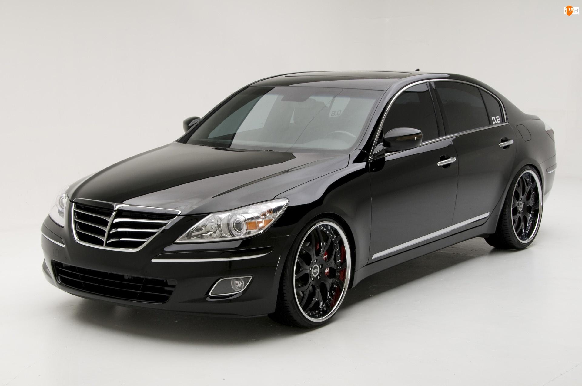 Hyundai Genesis, Samochód