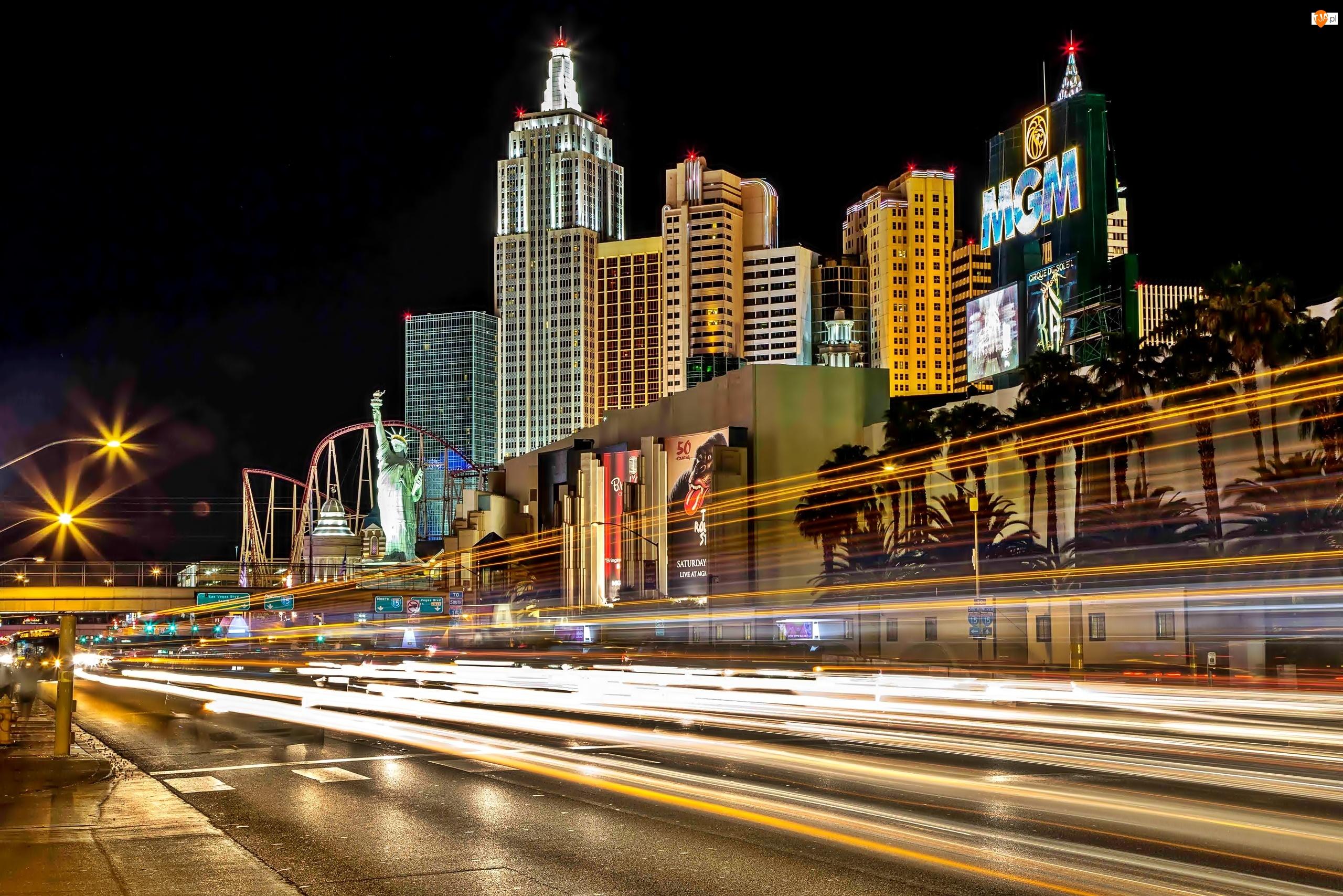 Las Vegas, Noc