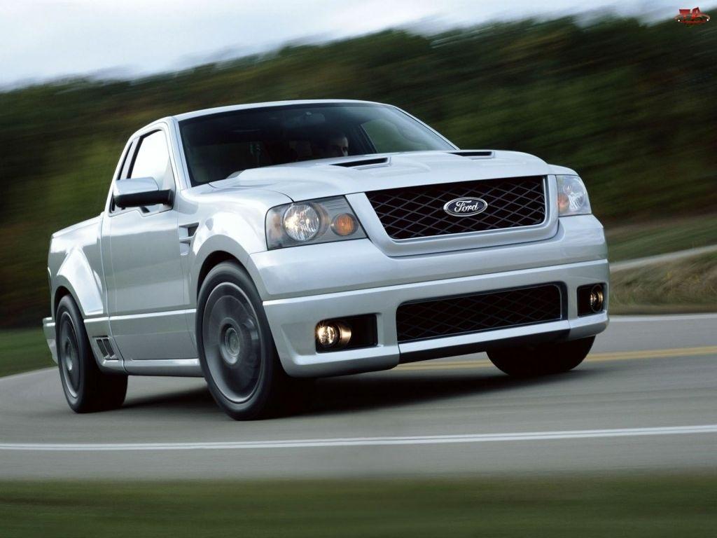 Srebrny, Ford F