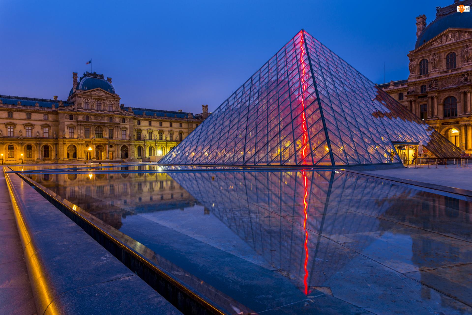 Francja, Luwr, Paryż