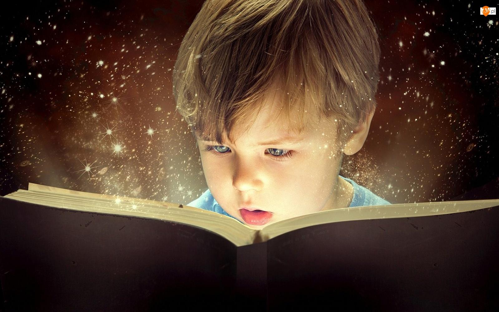 Bajka, Dziecko, Książka