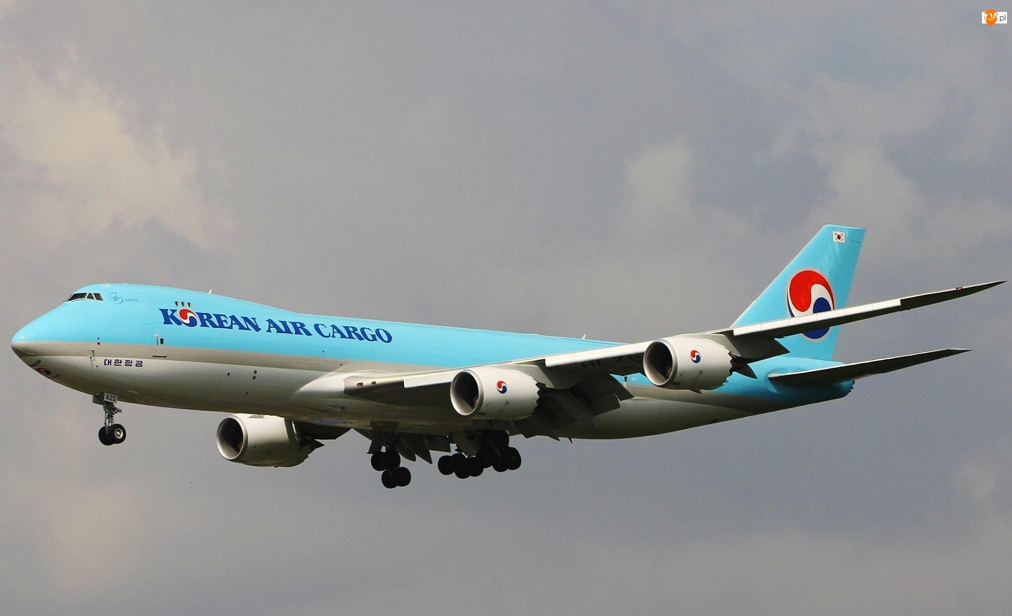 Niebo, Samolot, Lot
