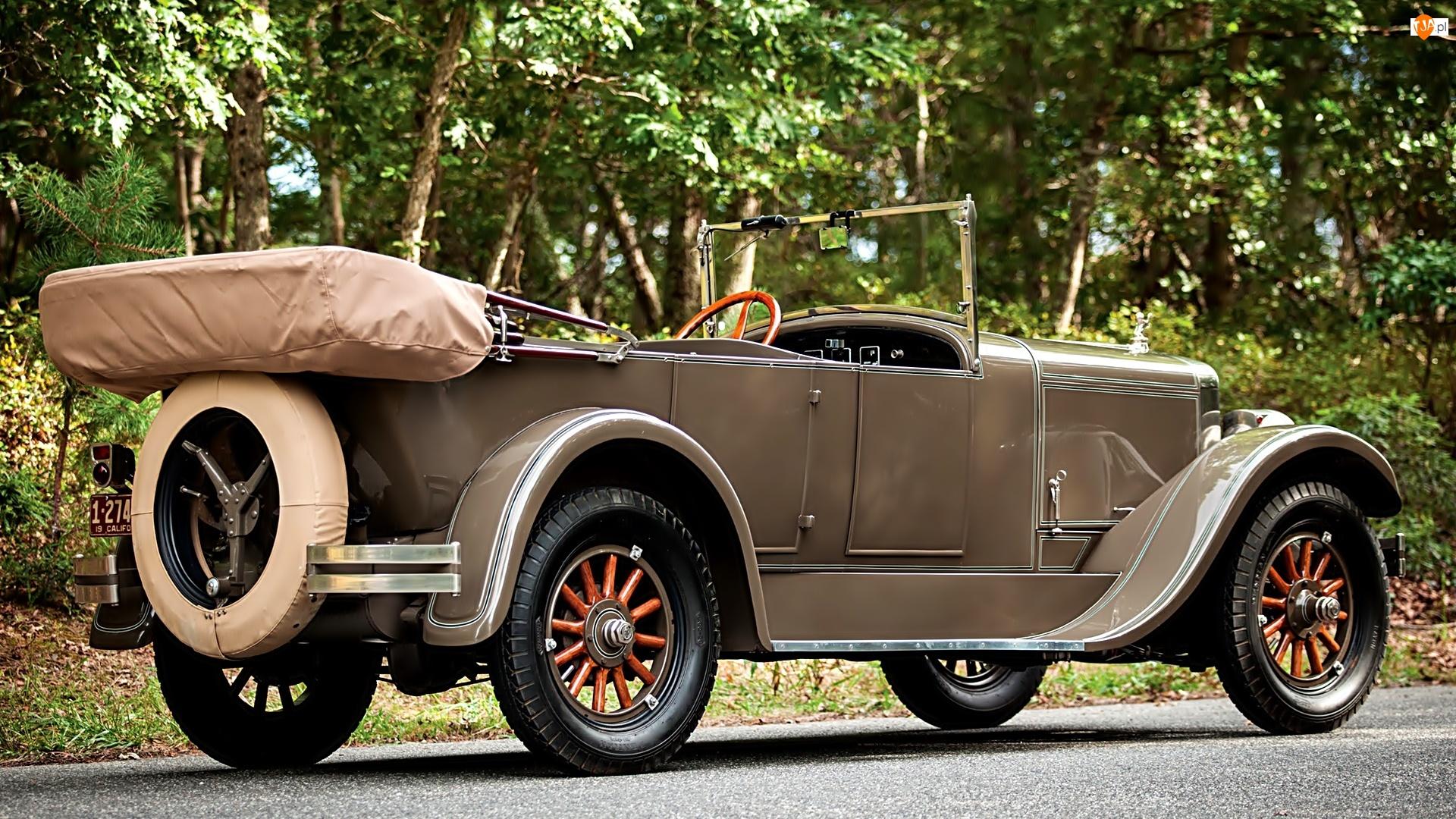 Samochód, 1927, Zabytkowy, Franklin 11B