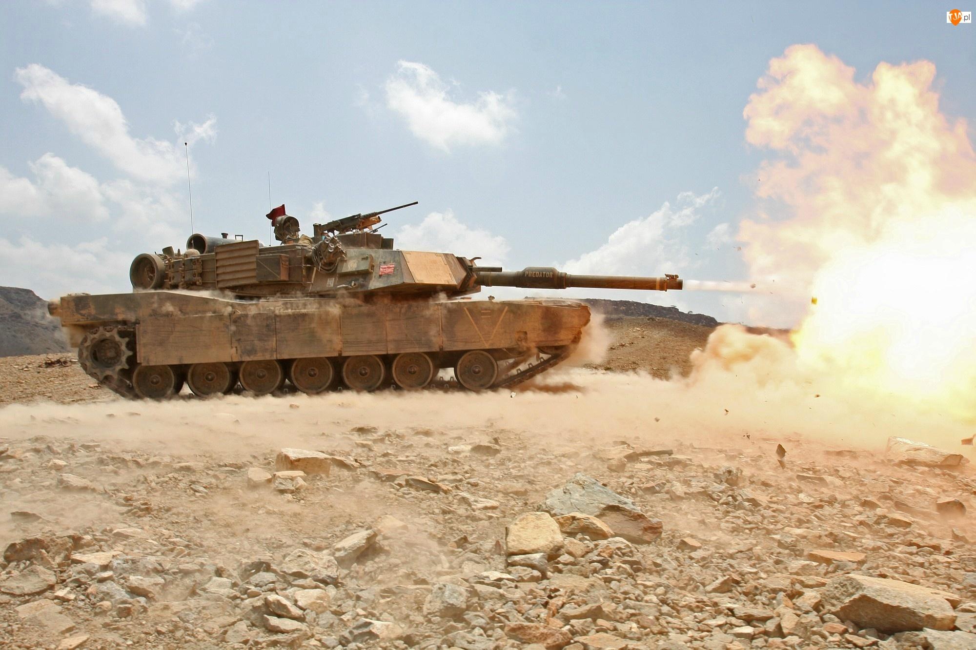 Czołg m1 Abrams