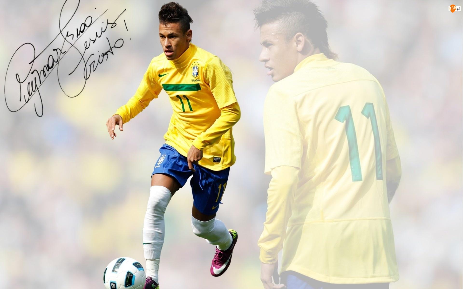 Neymar da Silva Santos Junior, Brazylijski, Piłkarz