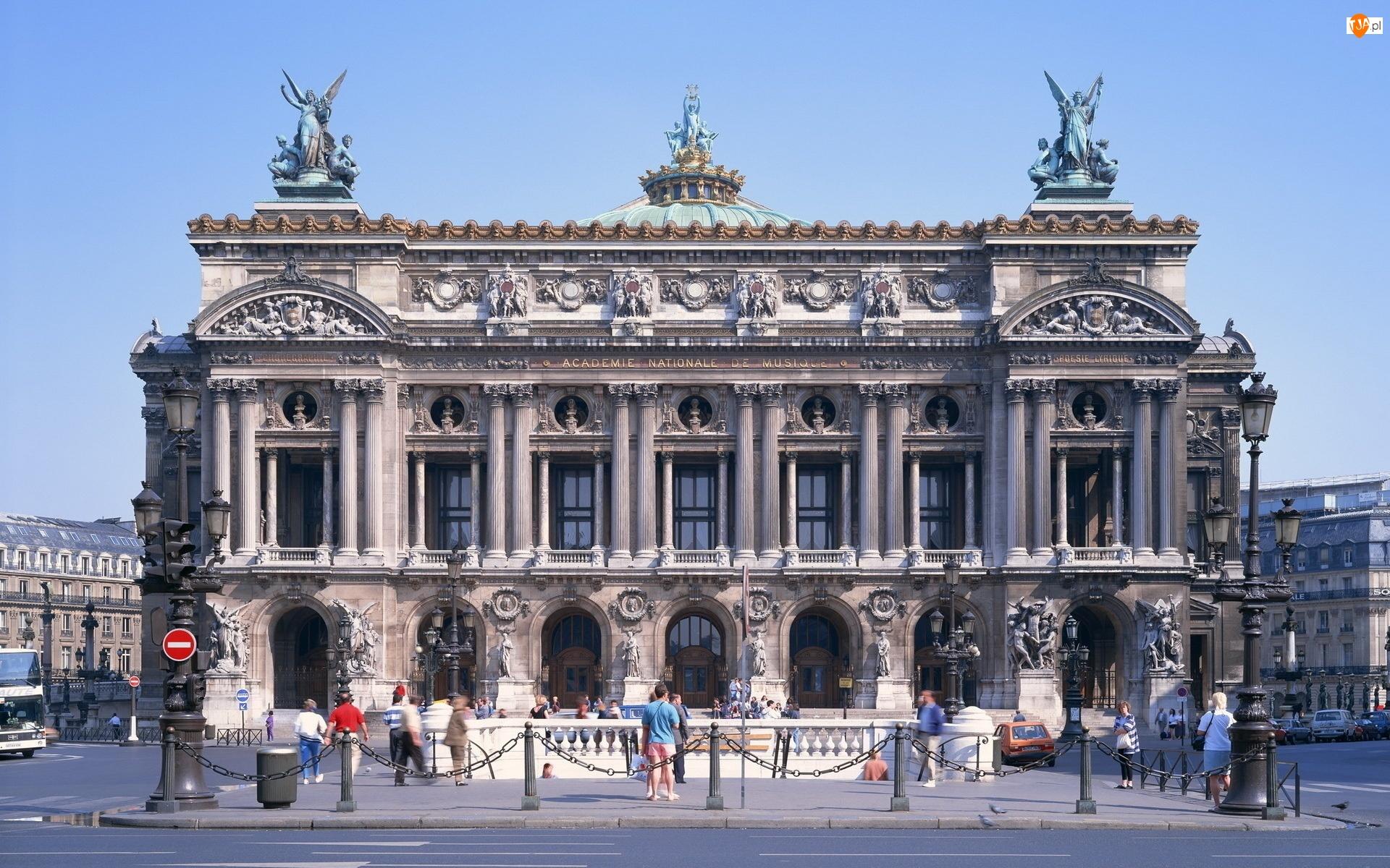 Francja, Grand Opera, Paryż