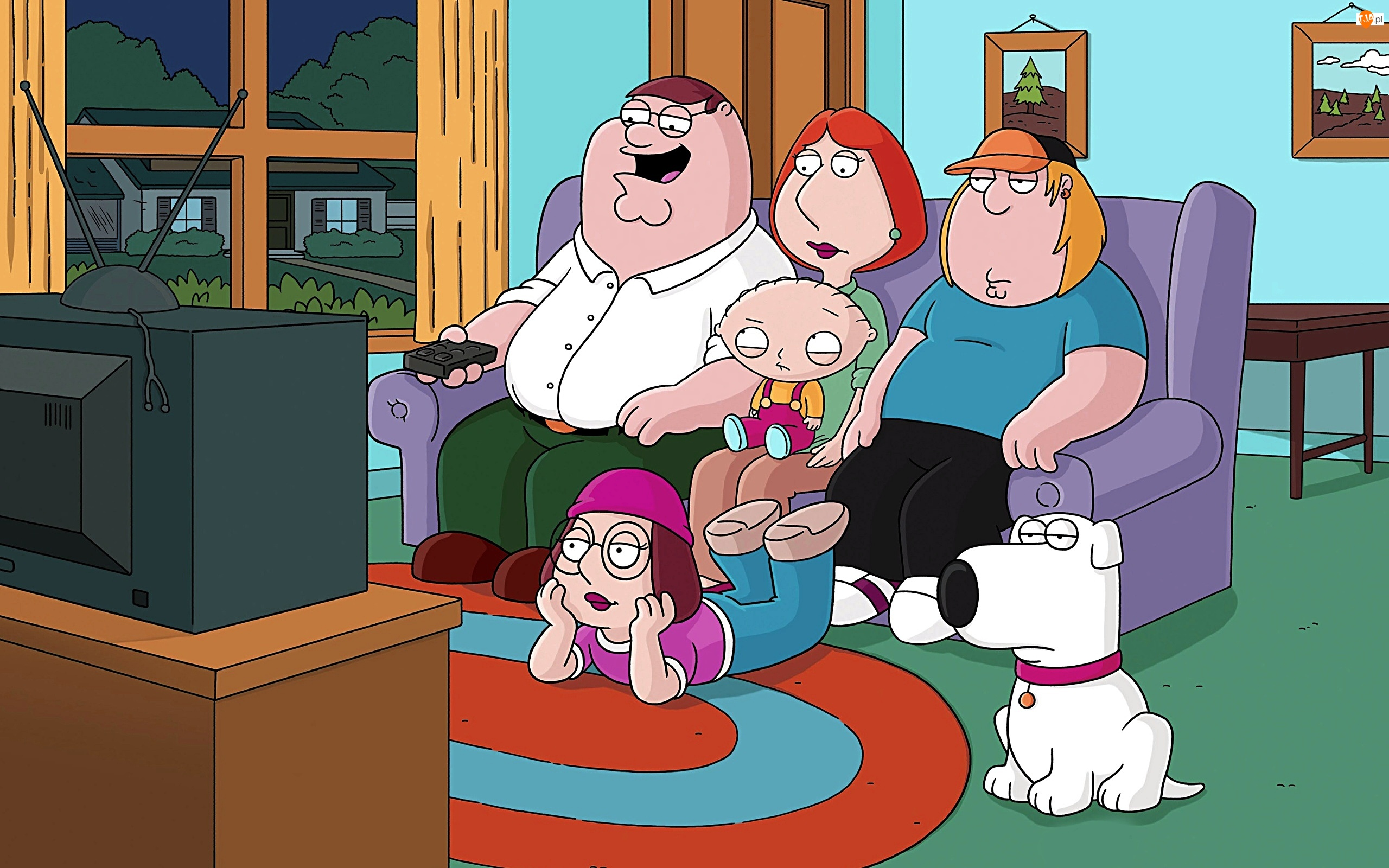 Family Guy, Serial Tv