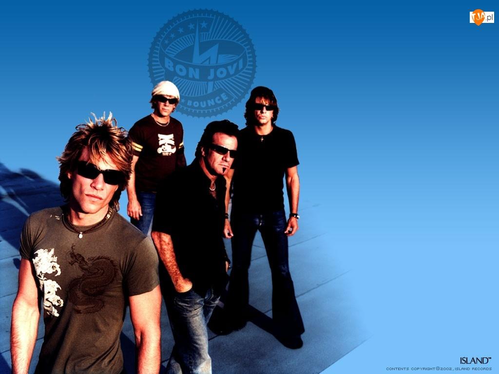zespół, Bon Jovi, Bounce