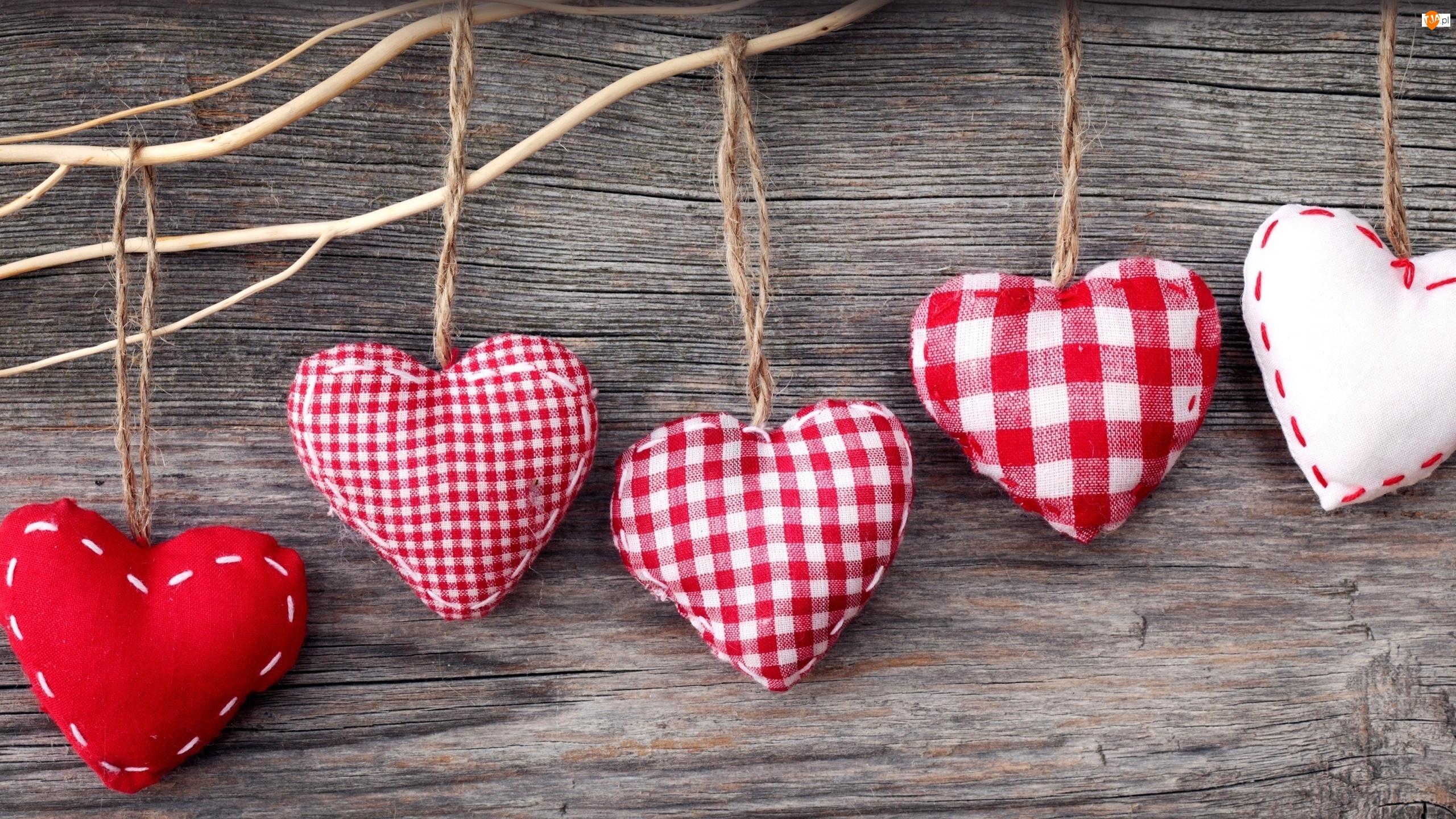 Dekoracja, Serca, Walentynki