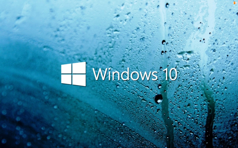 Okno, Windows 10, Zaparowane