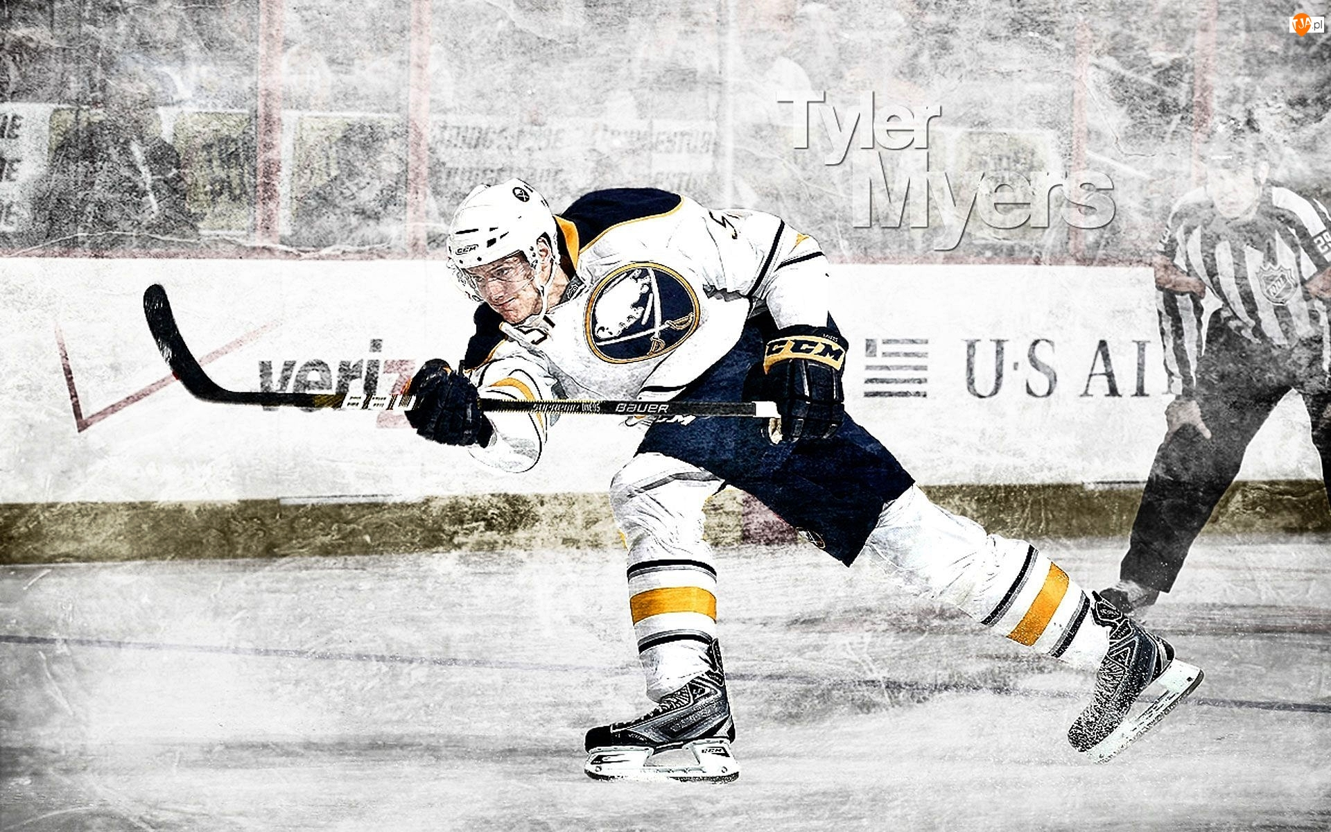 Paintography, Tyler Myers, Klub, Hokeista, Buffalo Sabres
