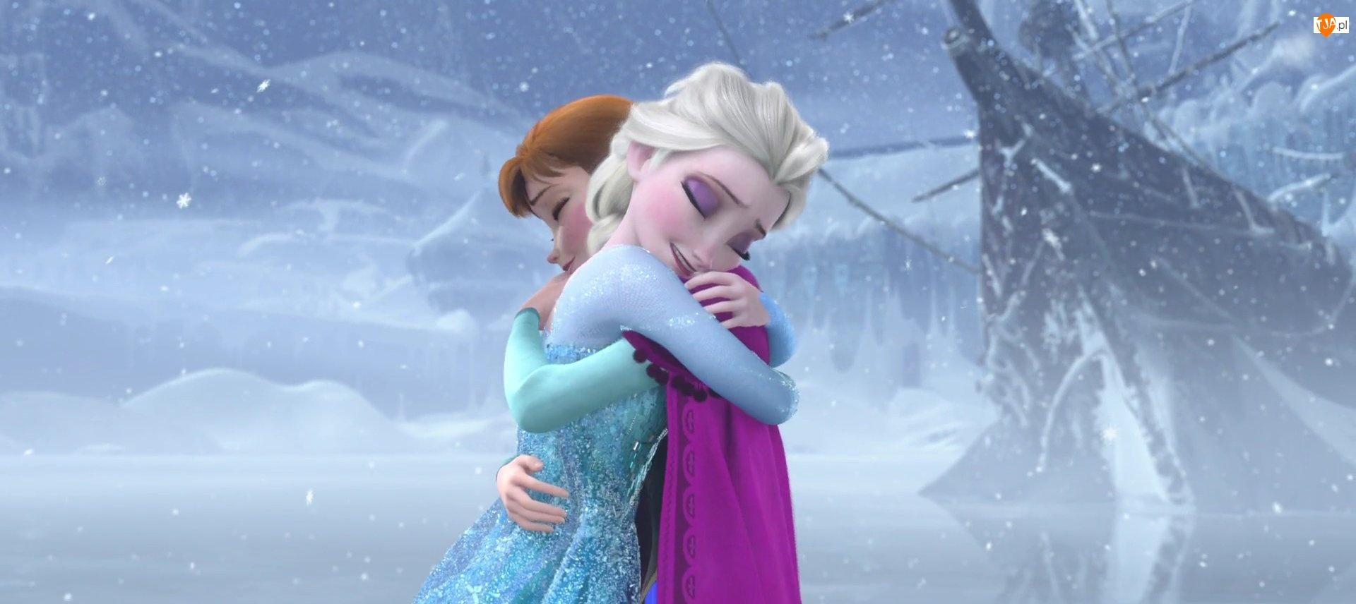 Kraina Lodu - Elsa i Anna
