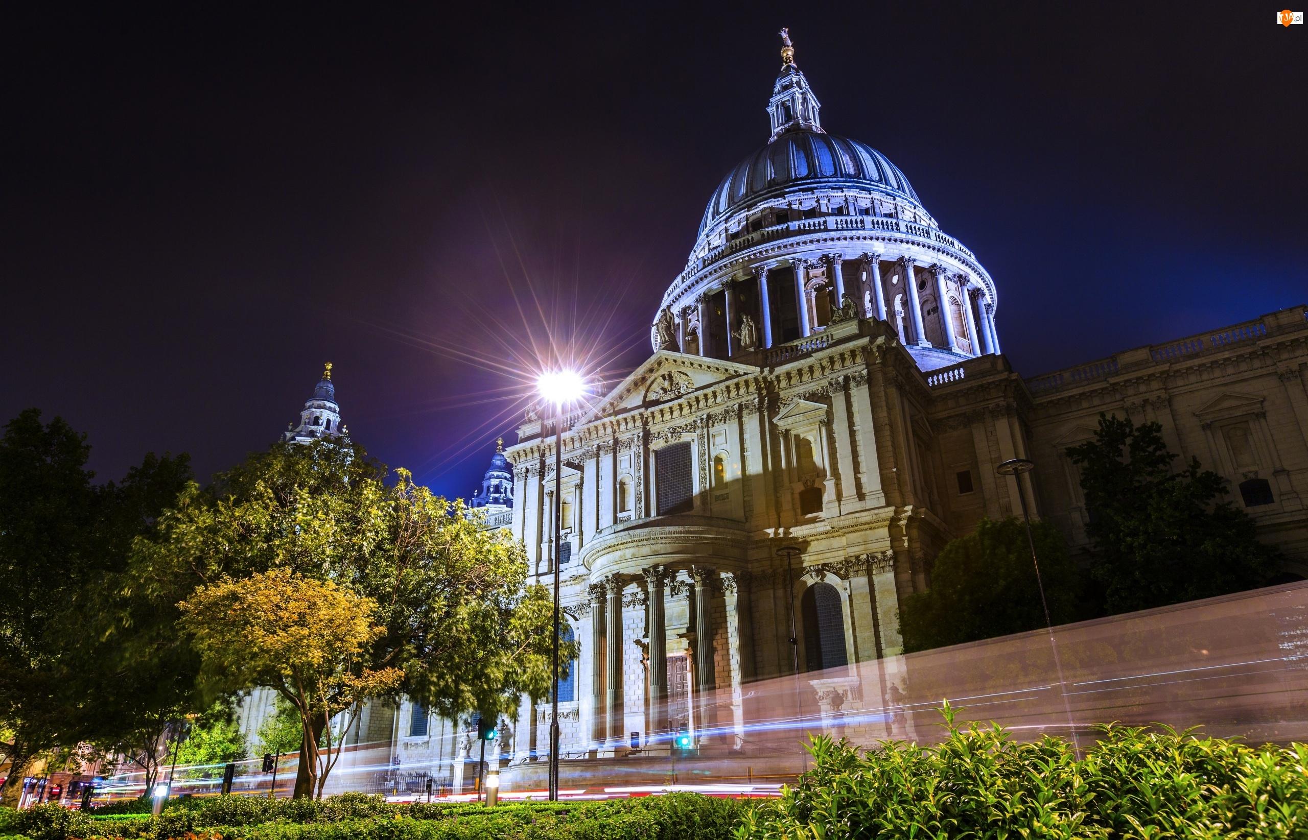 Katedra Św. Pawła, Anglia, Londyn