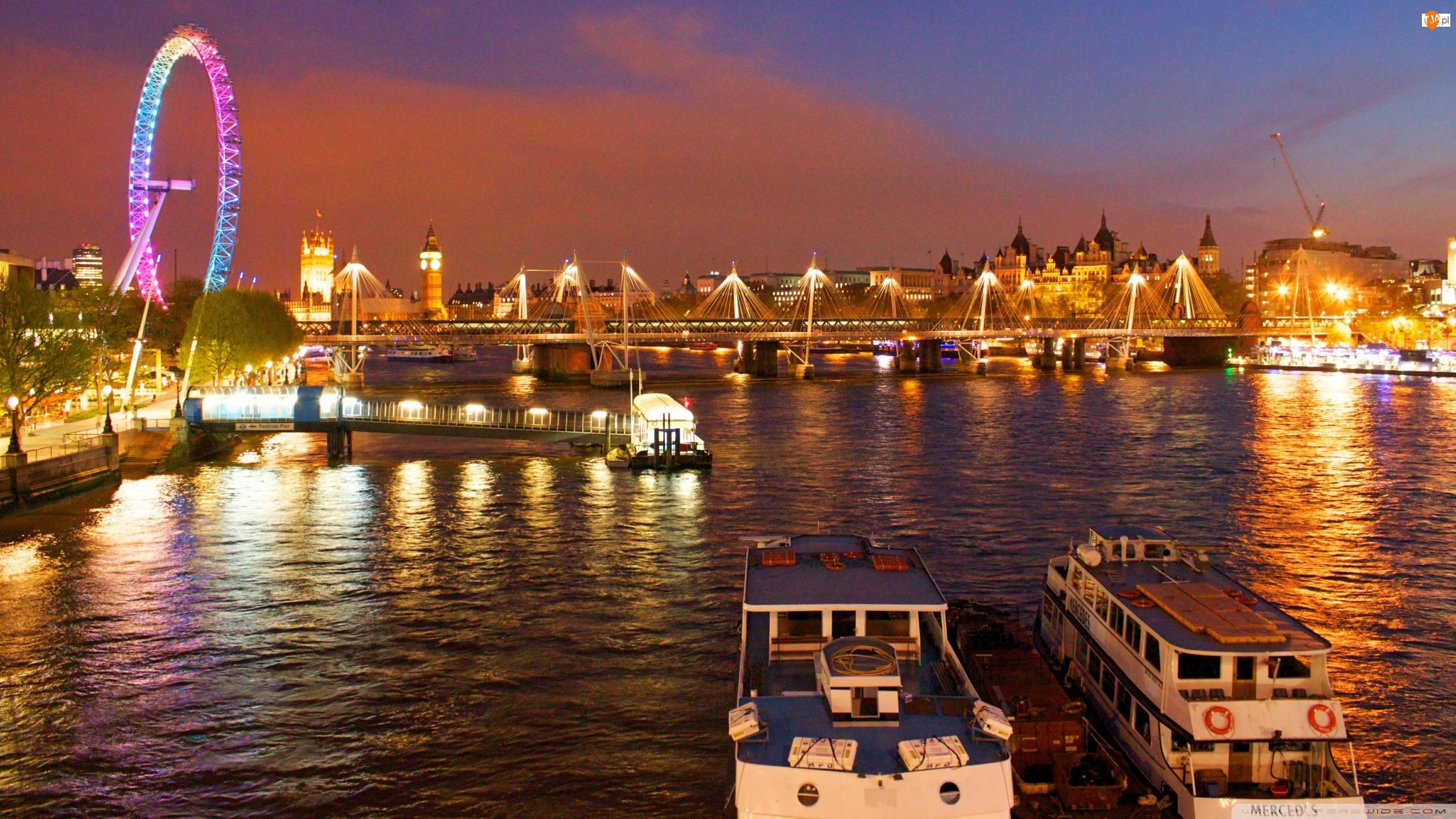Anglia, London Eye, Londyn
