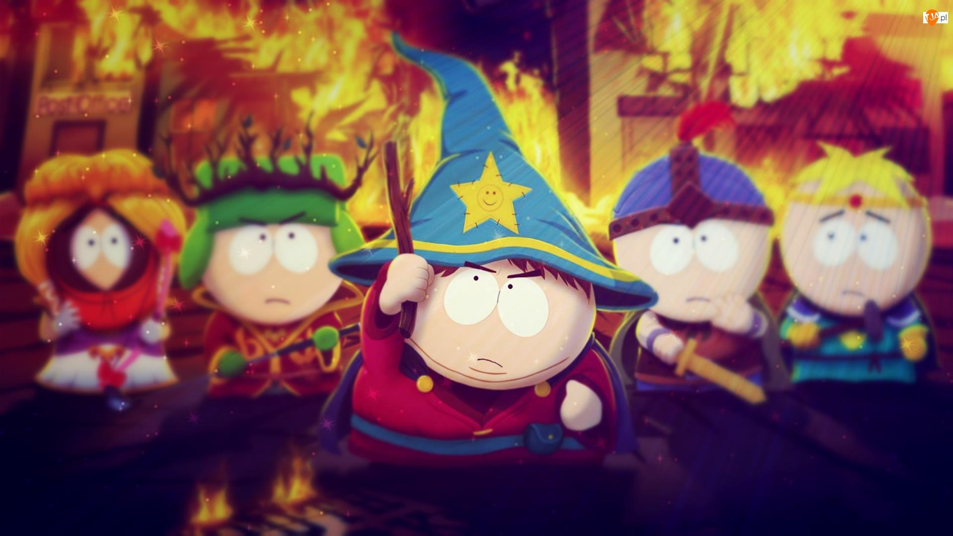 Kijek Prawdy, Miasteczko South Park