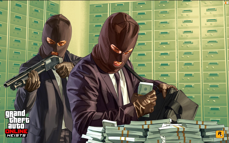 Forsa, Grand Theft Auto V, Akcja, GTA 5, Napad