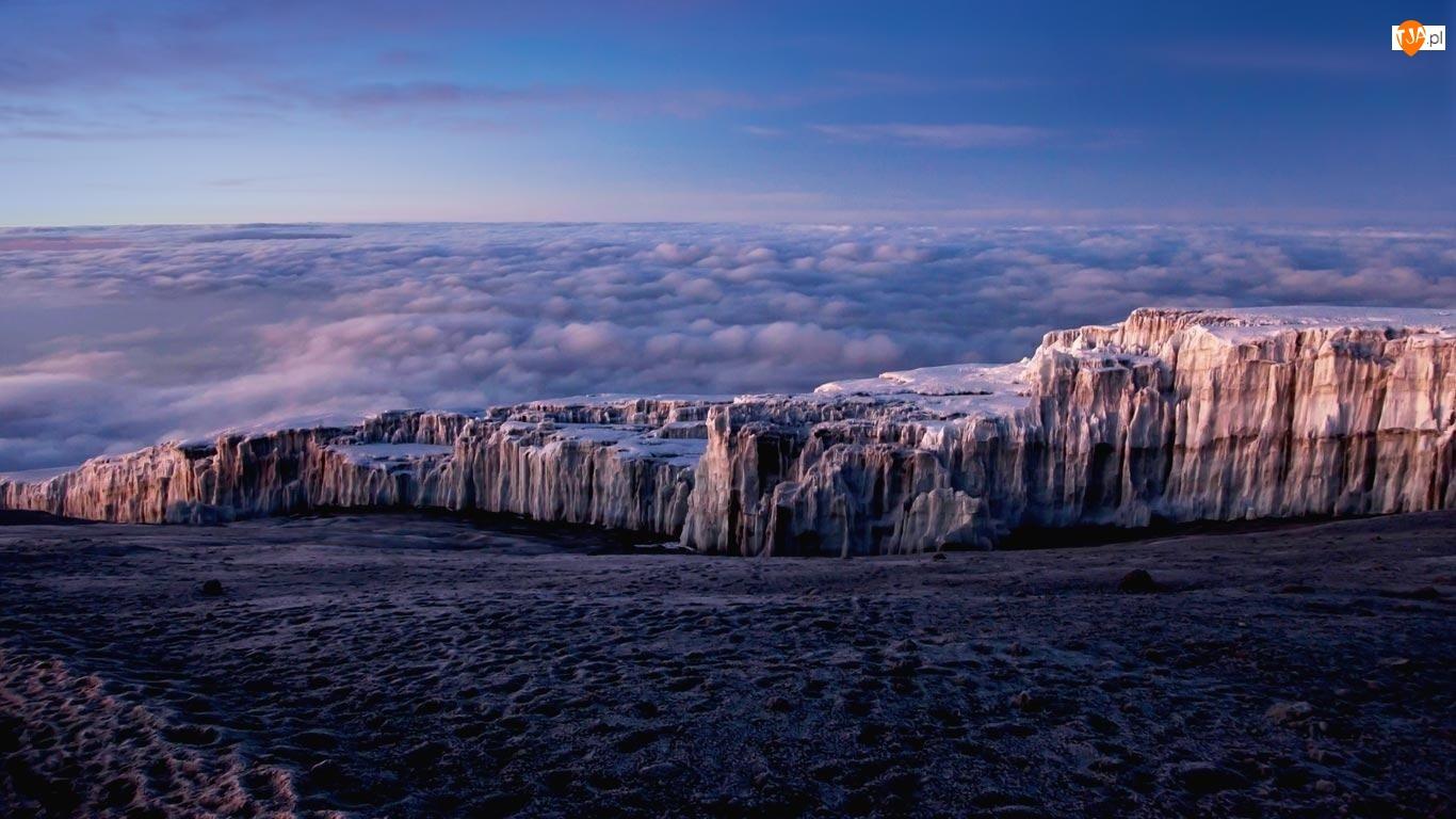 Góry, Chmury