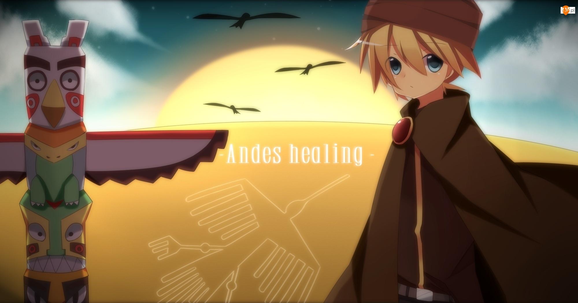 Vocaloid, Kagamine Len
