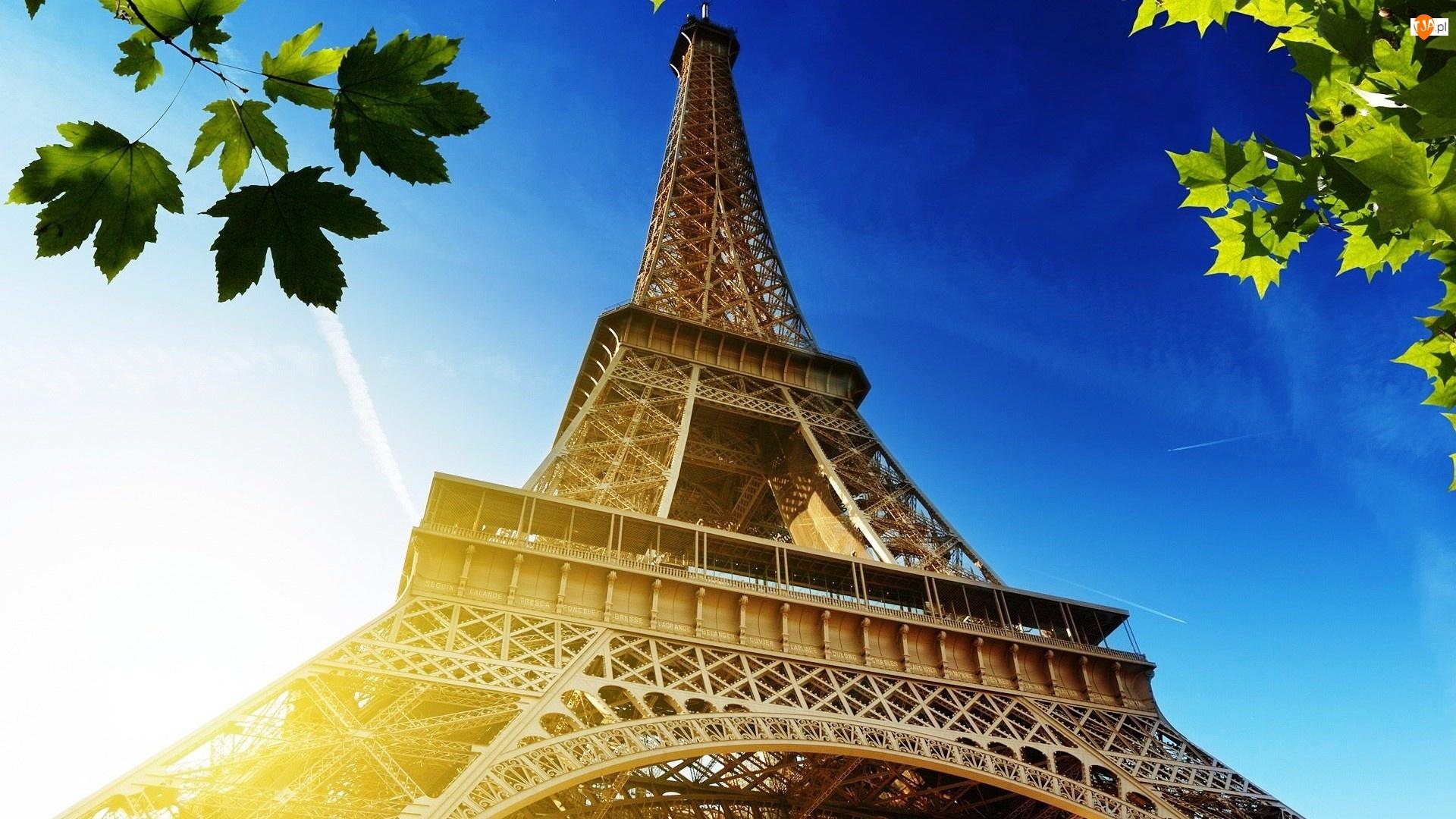 Francja, Wieża Eiffla, Paryż