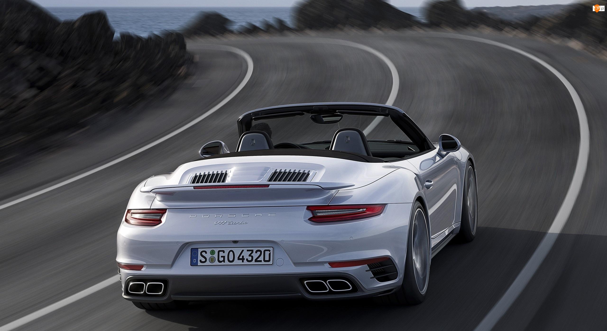 Droga, Porsche, 911 Turbo
