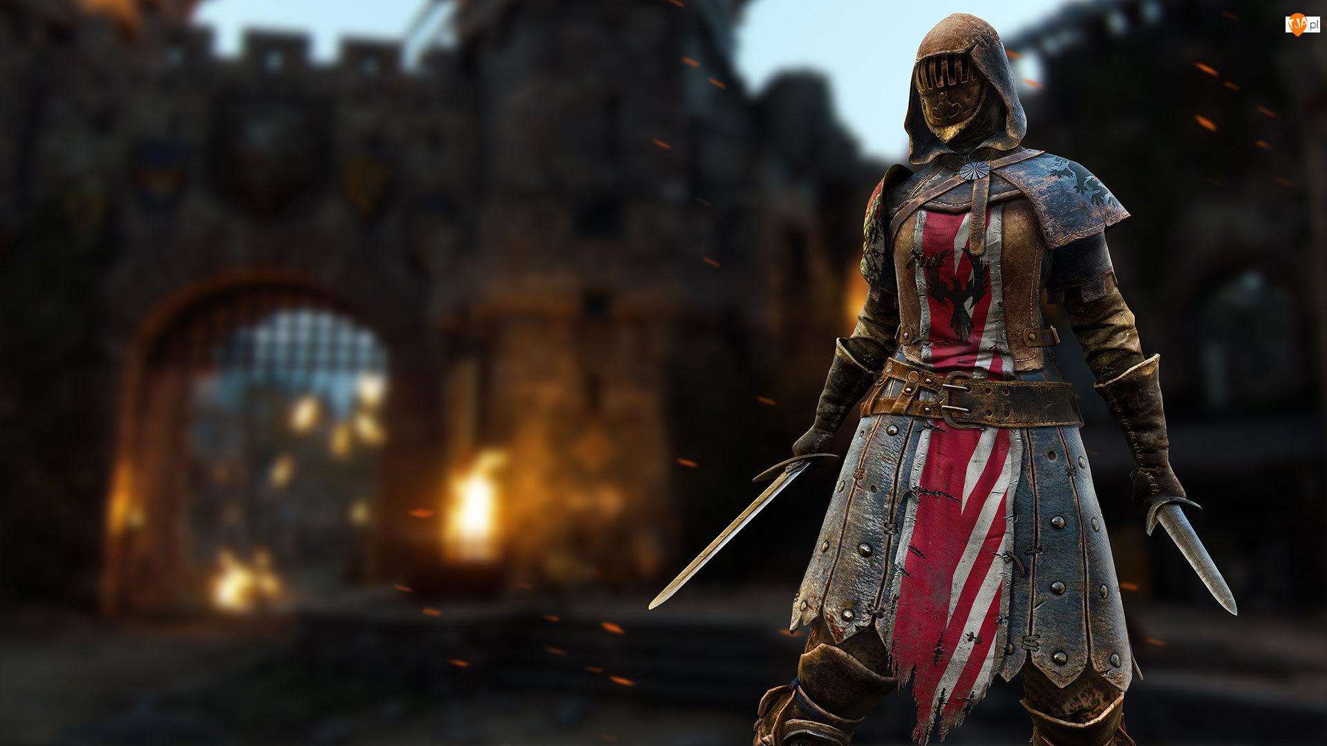 For Honor, Rycerz Rozjemczyni, Gra