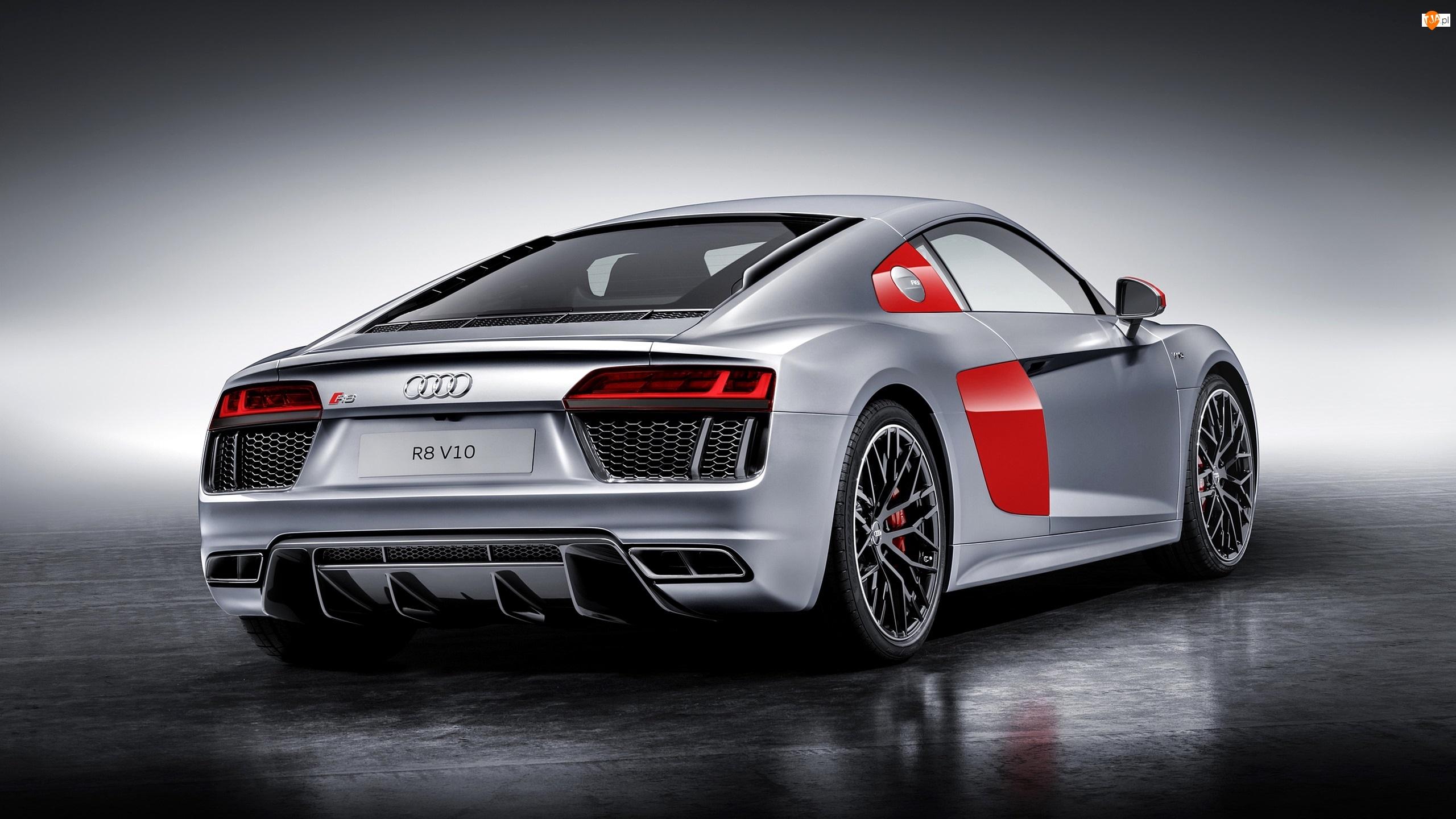 Audi R8 Coupe V10 Sport Edition, 2017