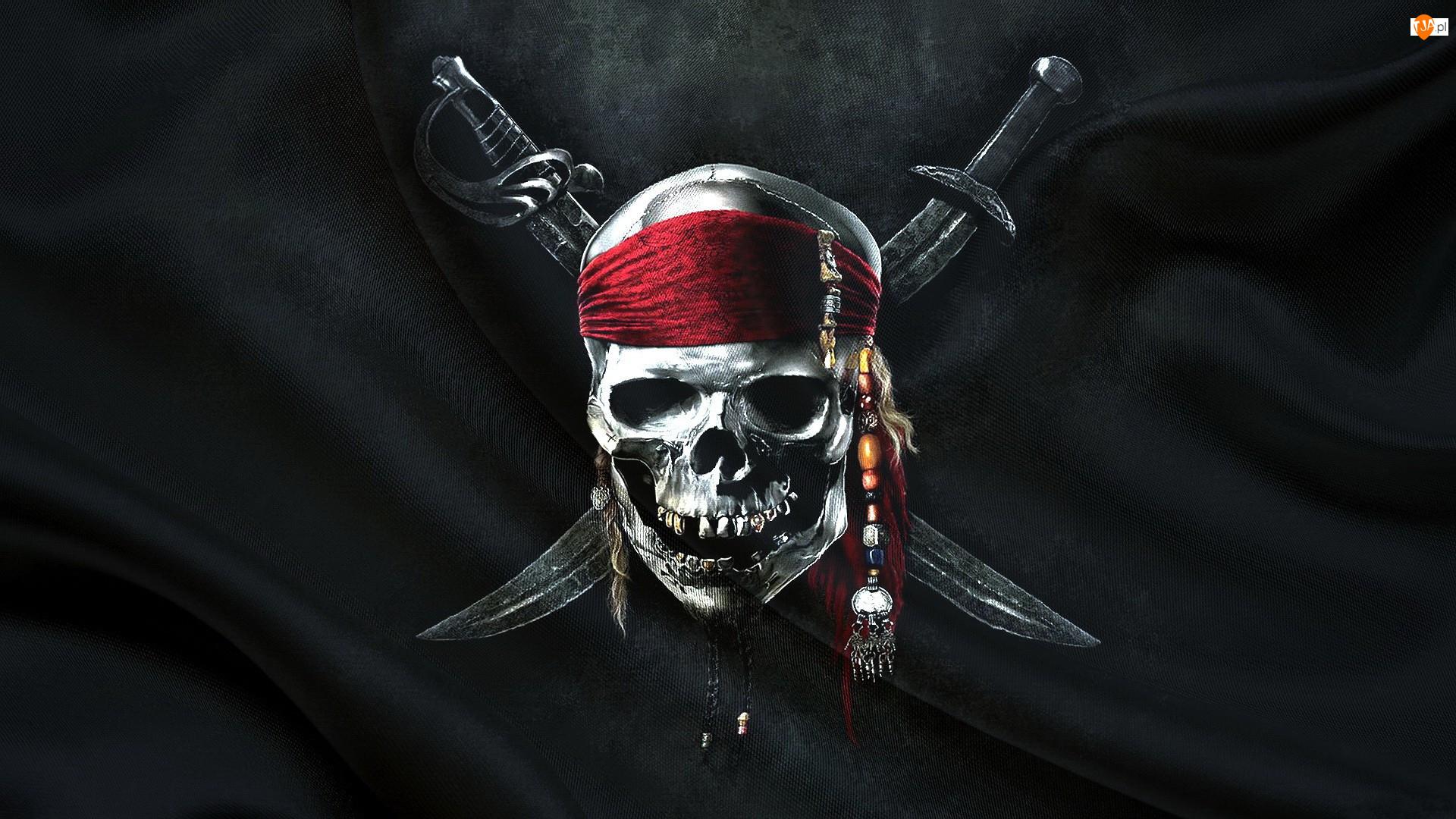 Piraci z Karaibów, Czaszka, Pirat
