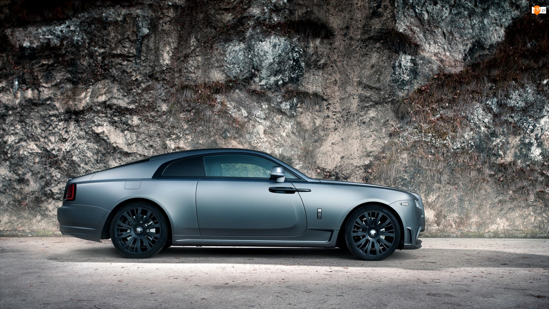 Ściana, Novitec Spofec Rolls-Royce Wraith, 2014