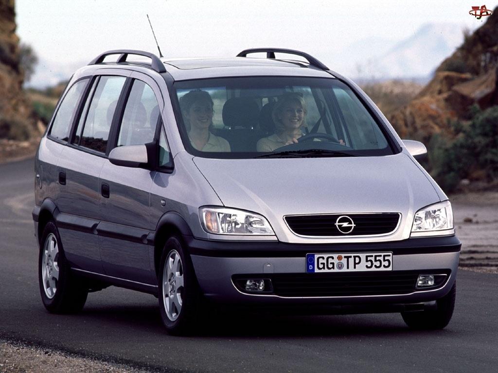 Opel Zafira, Dwie Kobiety