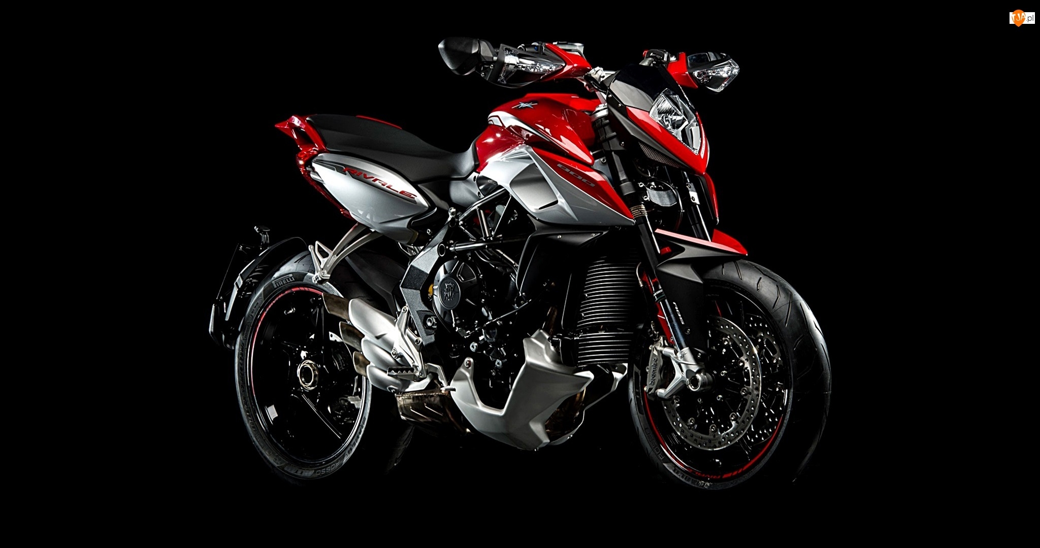 2016, Motocykl, MV Agusta Rivale 800