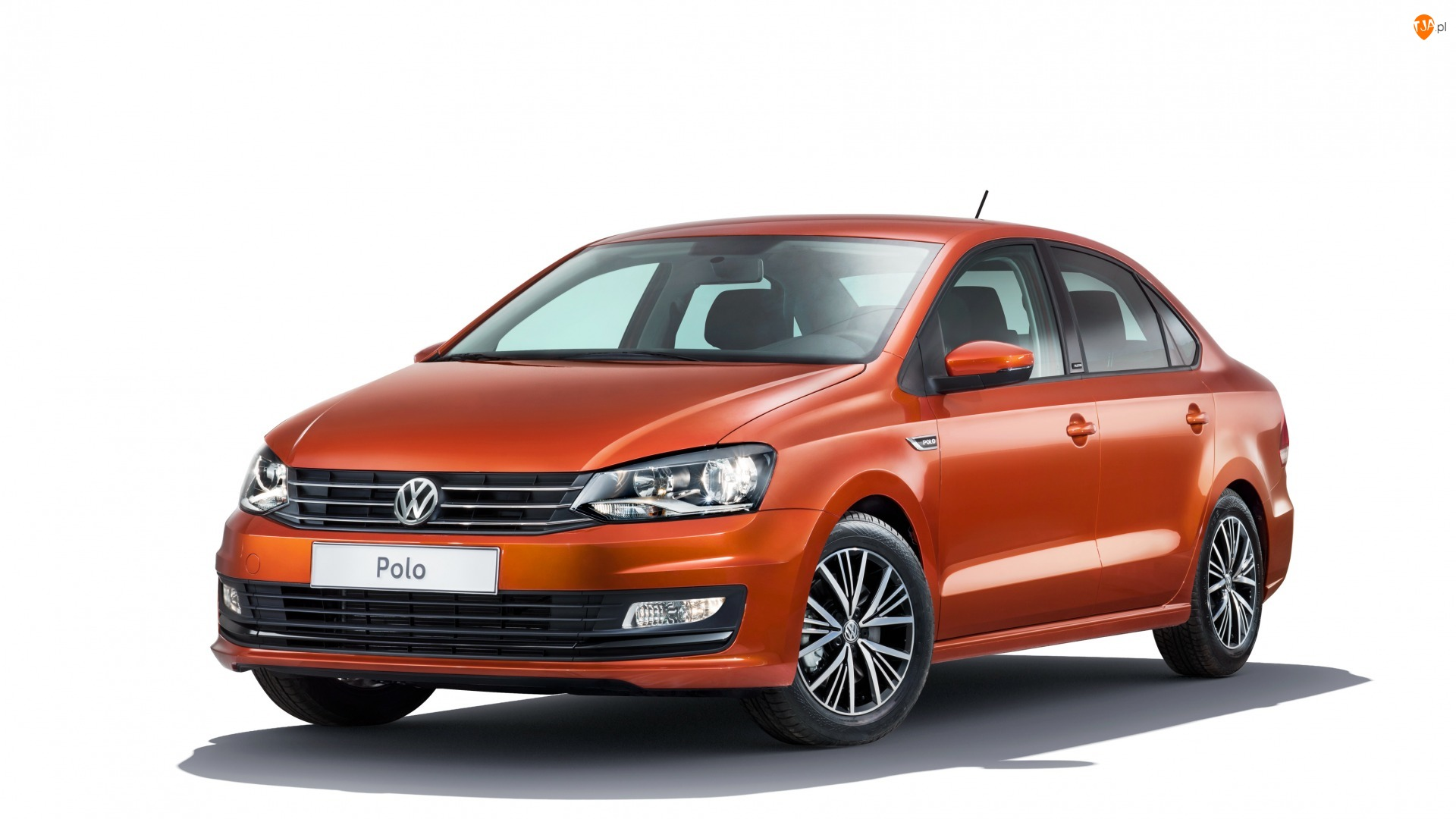Volkswagen Polo Sedan Allstar, 2016