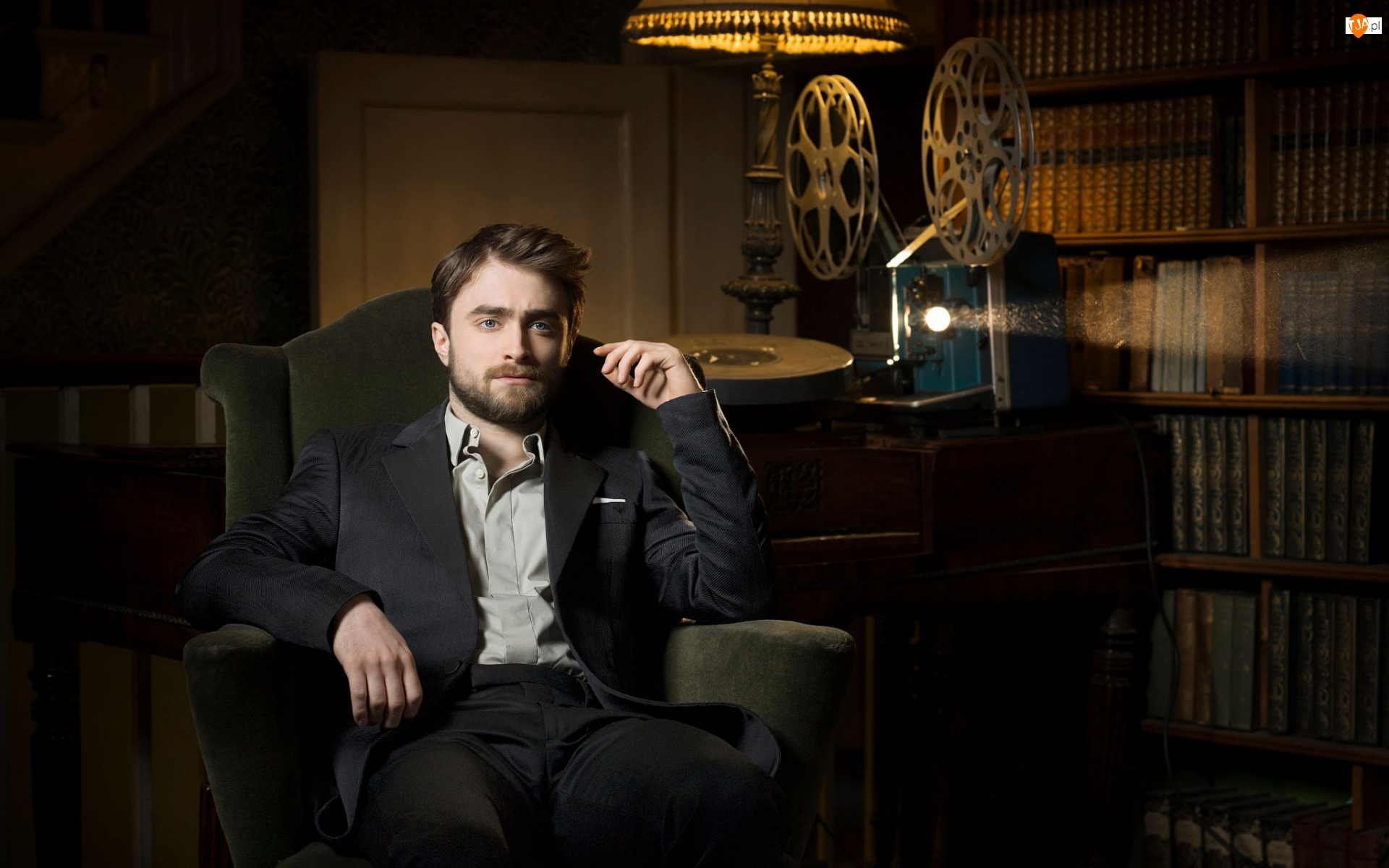 Fotel, Daniel Radcliffe, Aktor