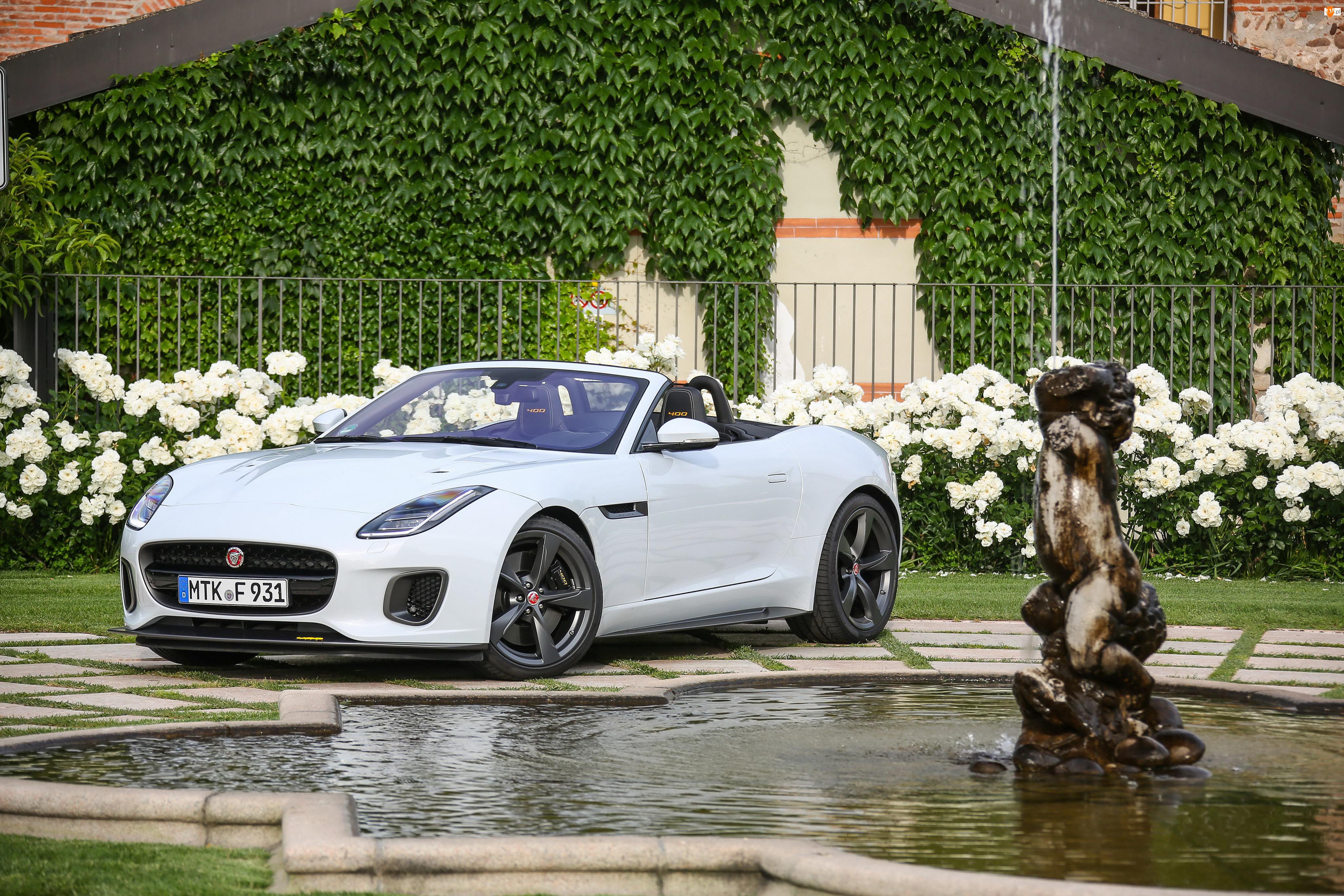 Jaguar F-Type 400 Sport Convertible, 2017